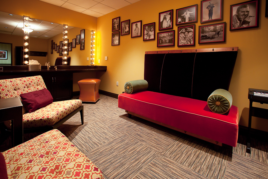 Pictures Of The Grand Ole Opry House Backstage Tour