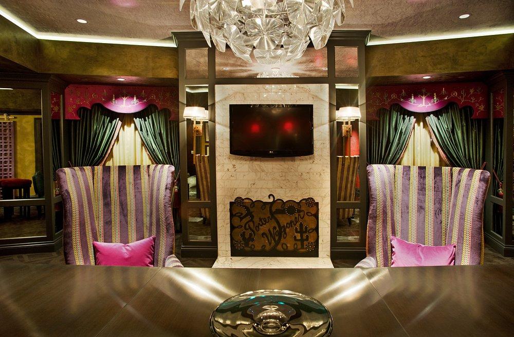 Porter Wagoner Suite Dining Room