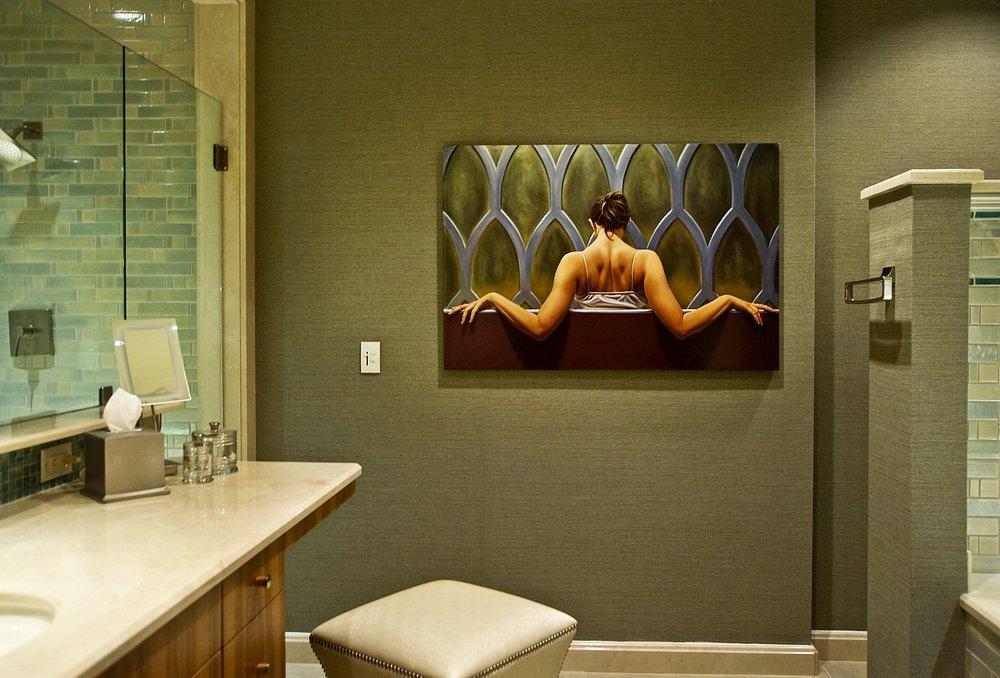 Presidential Suite Her Bath